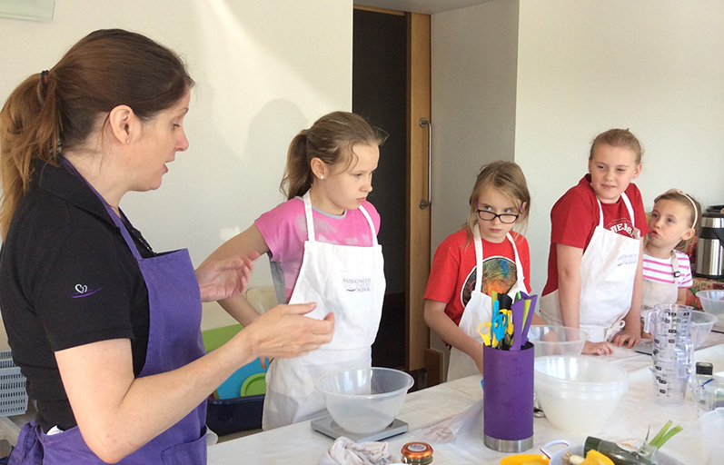 Children's Cookery Classes